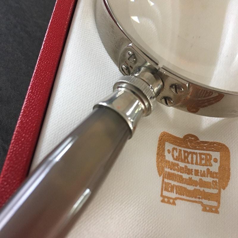 Cartier Loupe Vintage